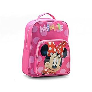 41fKNJVhfLL. SS324  - Disney AR655/17909 - Disney Minnie Mouse Mochila Capacidad 34 x 10 x 30 cm Mochila Infantil 35 cm