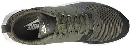 Nike Air Max Vision, Scarpe da Running Uomo Multicolore (River Rock/White/Outdoor Green/Black)