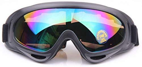 Manfâ Gafas de sol para Motocicleta ProtecciÓ Contra el Viento Gafas...