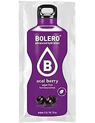 Bolero Essential Hydration 12 sobres x 9 gr - Frambuesa