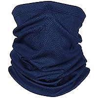 Bandana Face_Mask, Multiusos Bandanas Cuello Polaina, Diadema Unisex Anti-Polvo Lavable, para Hombres, Mujeres Exteriores/Festivales/Deportes
