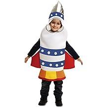 My Other Me - Disfraz Cohete infantil, 1-2 años  (Viving Costumes MOM02369)