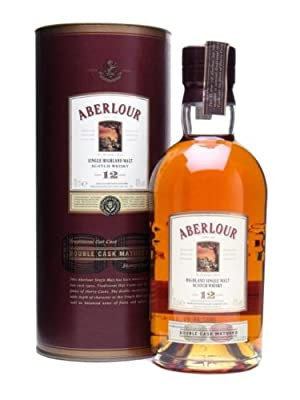 Aberlour 12 Year Old / Double Cask Matured / 70cl