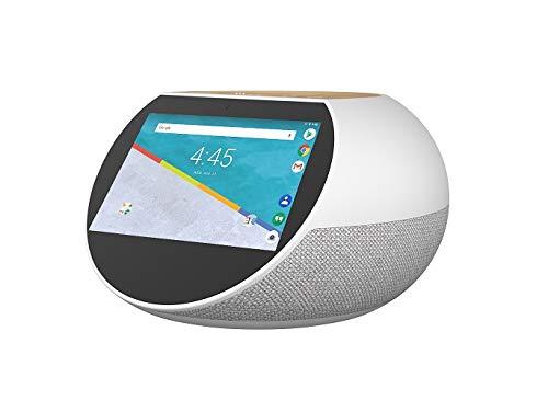 """Archos Hello 5 Home Assistent, 5\"""" HD Display, 16 GB Speicher, Tablet im Radio-Wecker Design, Induktions-Ladefläche, eingebauter Akku, Smart Home Steuerung"""