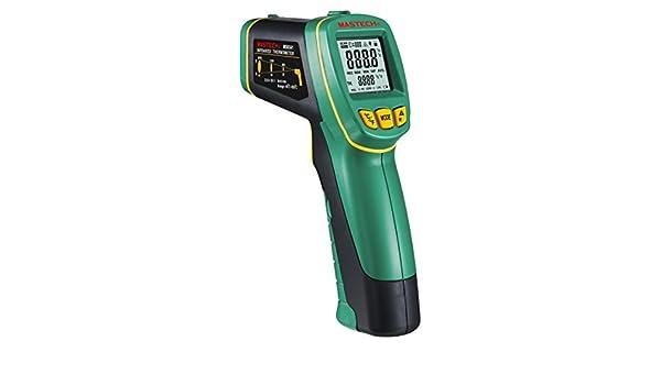 Infrarot thermometer mastech ms6541: amazon.de: baumarkt