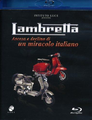 Preisvergleich Produktbild Lambretta - Ascesa e declino di un miracolo italiano [Blu-ray] [IT Import]