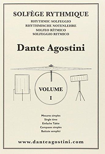 Solfège rythmique - Volume 1 - Mesures simples