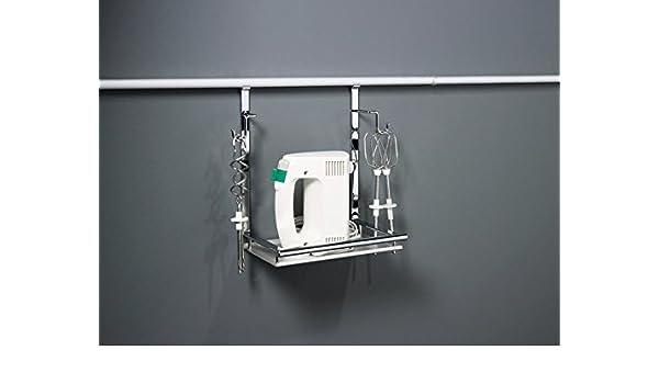 SO-TECH/® Linero 2000 Mixerhalter f/ür K/üchenreling