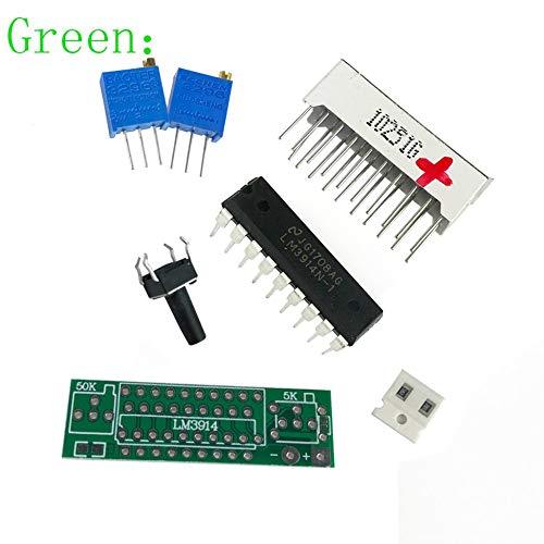 Kits electrónicos bricolaje LED Display Board 3.7