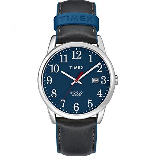 Timex Orologio Analogico Automatico Unisex Adulto con Cinturino in Pelle TW2R62400
