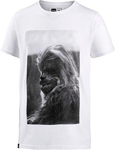 Dedicated Herren Printshirt weiß L