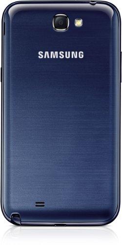 Samsung Galaxy Note II  N7100  - Smartphone libre Android  pantalla 5 55   c  mara 8 Mp  16 GB  1 6 GHz   azul  importado