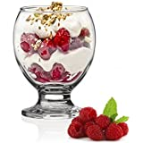 Coupes à dessert / Verrines / 220 ml / Entrée ou dessert ( Set de 6 )