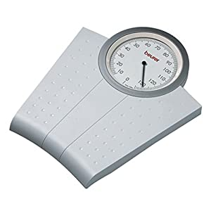 Beurer MS 50 Mechanical Personal Scales – White
