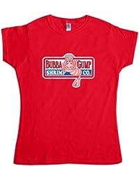 Refugeek Tees - Femmes Bubba Gump T Shirt