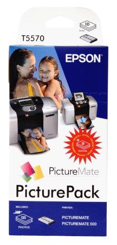 Preisvergleich Produktbild Epson T5570 Tintenpatrone Picturemate, Multipack, 6-farbig