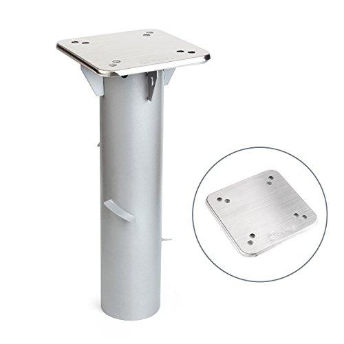 Sekey Metall Universal-Bodenplatte/Sonnenschirmständer für Sonnenschirm/Ampelschirm/Kurbelschirm,...
