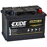 Osculati 12.413.01 - Batteria Exide gel 60 Ah (Exide Gel battery 60 Ah)