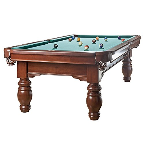 Ft Pool Table Solid Wood Model Magdalena Of Billiard Royal Slate - 9 slate pool table