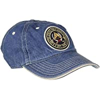 U.S.Polo.Assn. Men's Baseball Cap (USAC0395_Blue_One Size)