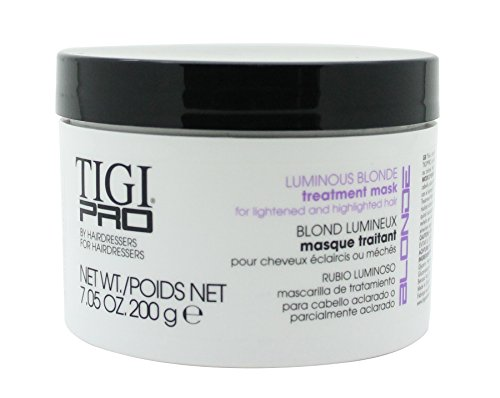 Tigi Pro - Masque Blond Lumineux