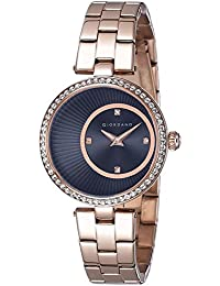 Giordano Analog Blue Dial Women's Watch-A2056-55