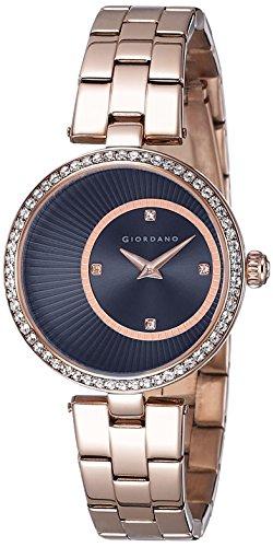 Giordano Analog Blue Dial Women's Watch - A2056-55