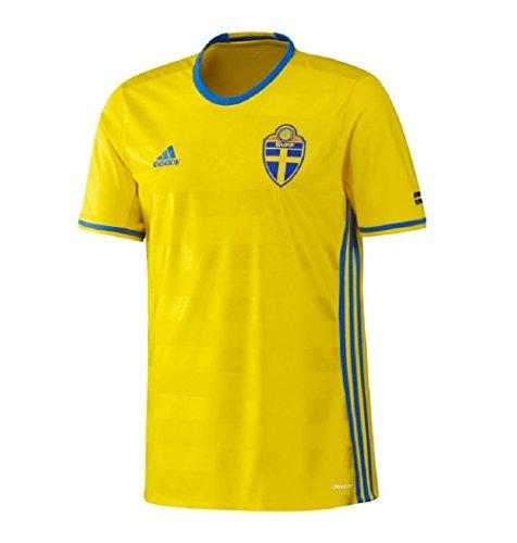 Adidas SVFF Schweden Sweden Trikot Home (yellow, XXL)