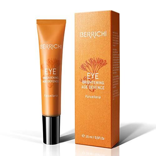 Anti Aging Augencreme gegen Falten und Augenringe   Augen Creme gegen Tränensäcke mit Astaxanthin   15 ml Vegane Bio Naturkosmetik ohne Parabene   Augenpflege für trockene & empfindliche Haut