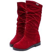 prima qualità ottima vestibilità reputazione prima Amazon.it: stivali rossi donna - Multicolore