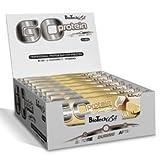 Go protein bar - 1 boite (21 barres) - Vanille-Coco - Biotech