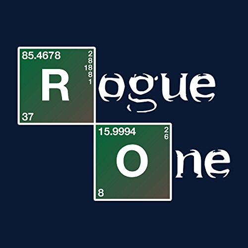 Star Wars Rogue One Breaking Bad Logo Women's Vest Navy blue