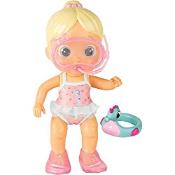 Bloopies - IMC Toys - Bloopies Swimming Mimi - Poupon de Bain Nageur - 98220