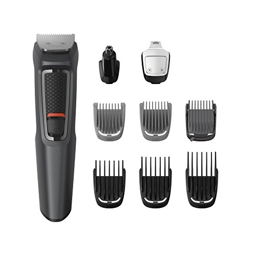 Philips MULTIGROOM Series 3000 Cara cabello 9 1 MG3757/15