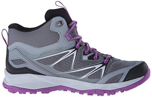 Merrell Capra Bolt Mid Wtpf Scarpa da trekking Grey/Purple