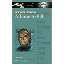 A Star Trek: The Next Generation: Time #7: A Time to Kill (English Edition)