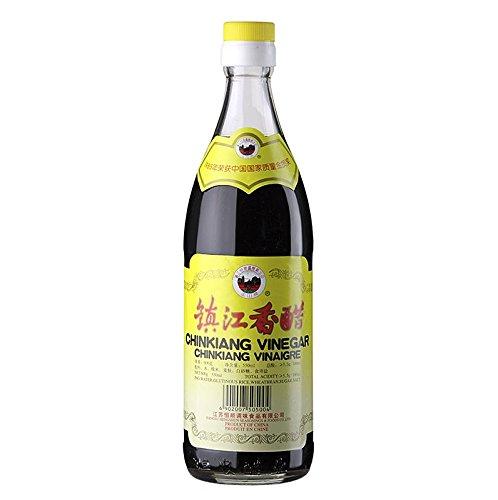 Slackline vinagrerías Chinkiang negro 550 ml
