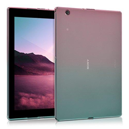 kwmobile Sony Xperia Tablet Z4 Hülle - Silikon Tablet Cover Case Schutzhülle für Sony Xperia Tablet Z4