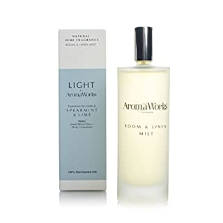 AromaWorks Spearmint And Lime Room Spray