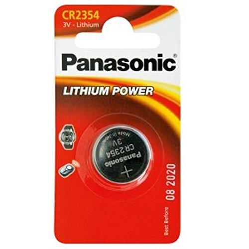 Panasonic CR2354 Lithium-Knopfzelle (3V, Blisterverpackung) 2 Stück