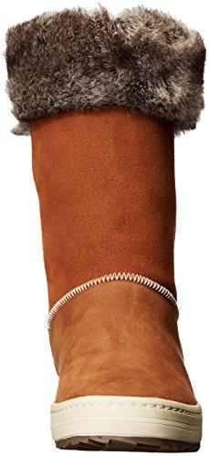 Helly Hansen W Alexandra 2, Stivali da Escursionismo Donna Marrone (Whiskey/Natura/Camel)