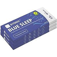 Preisvergleich für Natürlicher Schlaf-Optimierer bei leichten Schlafstörungen, mit Zitronenmelisse & Hopfen, Vitamin B3, B7 - Besser...