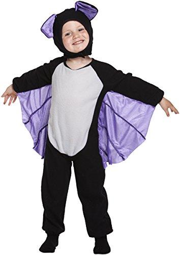 Boys Girls Halloween Witch Vampire Devil Spider Fancy Dress Frankenstein Costume (2-3 years, Toddler Bat) by (Kostüm Zombie Boy Toddler)