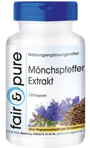 Fair & Pure Mönchspfeffer PZN 15616994 im Test