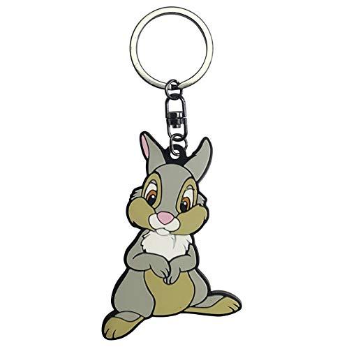 ABYstyle - DISNEY - Bambi - PVC Schlüsselanhänger - Klopfer - Ein Klopfer