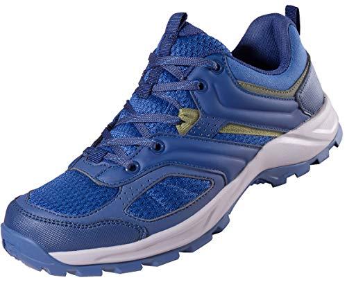 best service d12b1 80a3f CAMEL CROWN Zapatillas de Senderismo para Hombre Zapatos de Trekking  Transpirable Antideslizantes Zapatos de Deporte Caminar