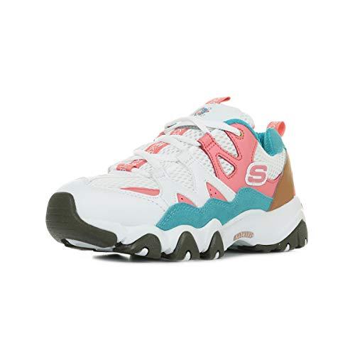 Outlet de sneakers Skechers D'Lites 2 azules entre 60 y 90
