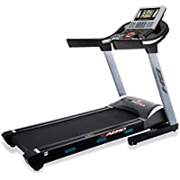 Preisvergleich für BH Fitness F5 TFT G6427TFT klappbares Laufband - 22 km/h - 4 PS - mit Touchscreen-Monitor + 8 Jahre Garantie