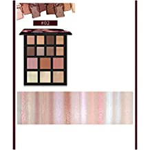 Kiss Beauty 3 in 1 Eyeshadow/Highlighter/Blusher Palette 02