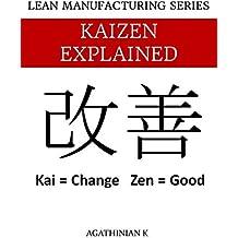 KAIZEN EXPLAINED: LEAN SERIES (English Edition)